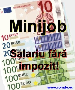 Minijob in Germania